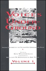 Voices from the Underground, first edition, volume 1